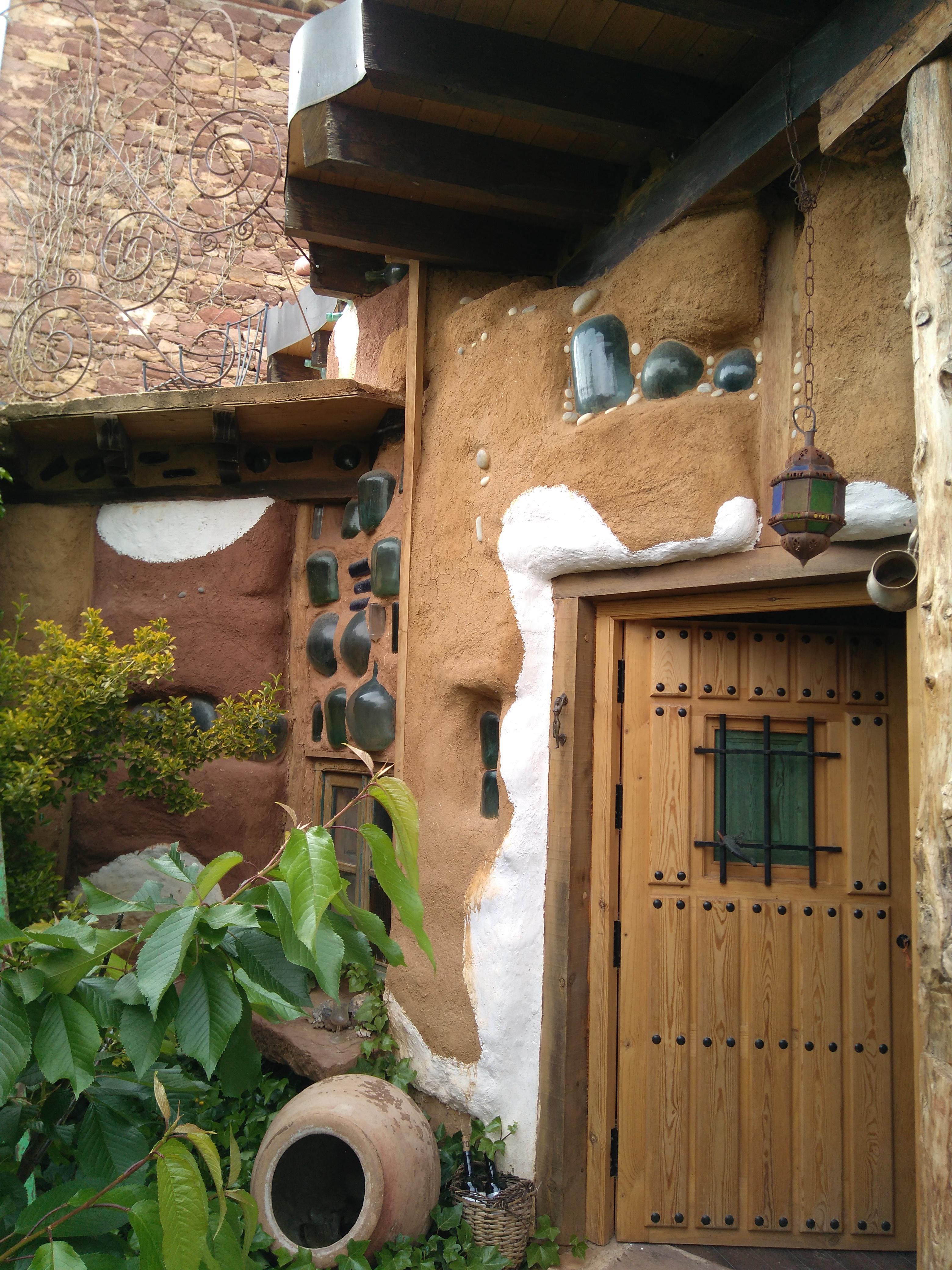 Casa De Paja En Molina De Aragón, Guadalajara
